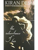 Inheritance of Loss: Booker Prize Winner 2006
