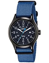 Timex Expedition Scout Analog Black Dial Men's Watch - TW4B048006S