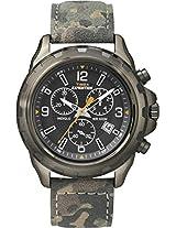 Timex Analog Black Dial Men's Watch - T499876S