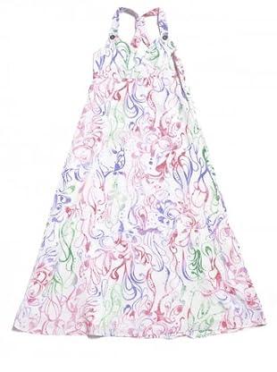 Diesel Kid Kleid Dattani (Weiß)