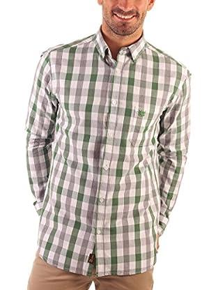 BENDORFF Camisa Hombre De Cuadros M/L