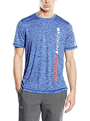 Under Armour Camiseta Manga Corta Ua Tech Vertical Wordmark Te