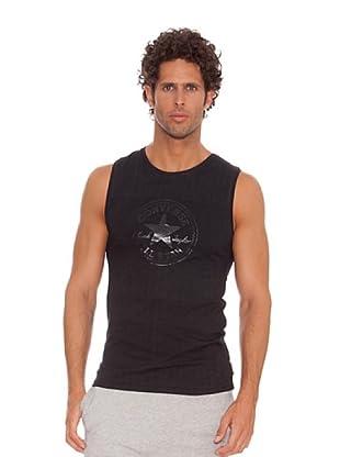 Converse Camiseta T-Beni (Negro)