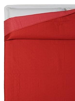 HomeTrends Copriletto Nirvana (Rojo)