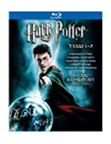 Harry Potter Years 1-5 [Blu-ray]
