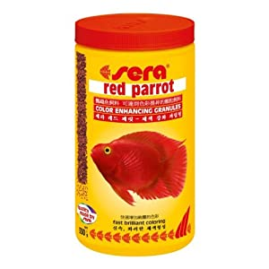 Sera Parrot Speciality Fish Food-Red