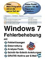 Windows 7 Fehlerbehebung