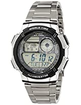 Casio Youth Digital Multi-Color Dial Men's Watch - AE-1000WD-1AVDF (D082)