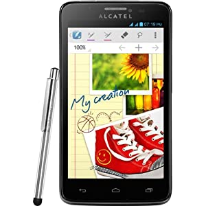 Alcatel One Touch 8000D (Black)