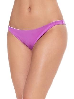 Springfield Braguita Bikini Reversible Bc (Lila / Blanco)