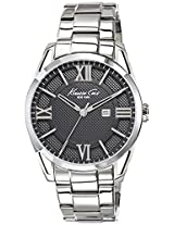 Kenneth Cole Classic Analog Black Dial Men's Watch - IKC9372