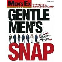 GENTLEMEN'S SNAP 2012年Vol.1 小さい表紙画像