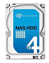 Seagate 4TB NAS Internal SATA Hard Disk Drive ST4000VN000 4 TB
