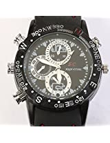 M MHB Wrist watch Hidden Recording camera While recording no light Flashes. Watch Camera Inbuild 4gb Memory . Original Brand Only Sold by M MHB .