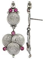 Haat4Art Silver Dangle & Drop Earrings for Women (PF27CCAF074)