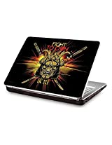 Clublaptop CLS 72 Fight To Own or Die Laptop Skin For 15.6