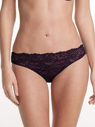 ESPRIT Bodywear Damen Slip B9919/Feel Superior (Schwarz (04))