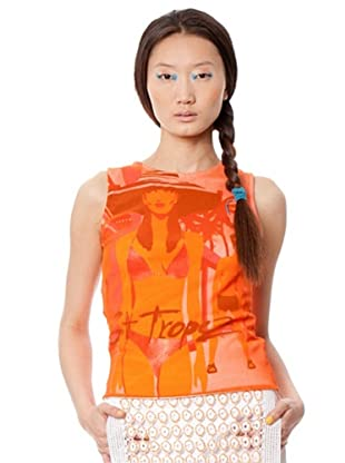 Custo Barcelona Top (Orange)