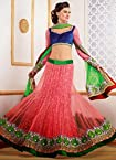 SimpleSarees Embroidered Wedding Bridal Lehenga Choli