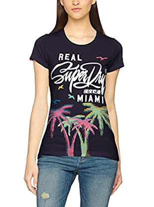 Superdry T-Shirt Palm Miami