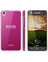 Imak Wings Crystal Clear Hard Back Case Cover for Lenovo S850