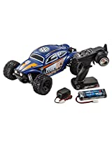 Kyosho Mad VE Brushless Powered RC Volkswagen Baja Bug RC Car, Blue