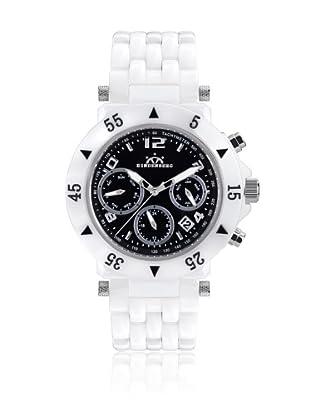 Hindenberg Reloj automático Man 290-H Helldiver Blanco 42.0 mm