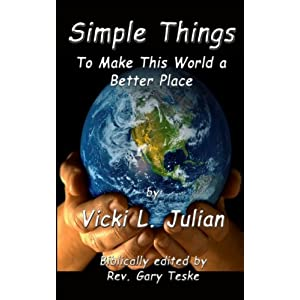 Simple Things to Make This World a Better Place