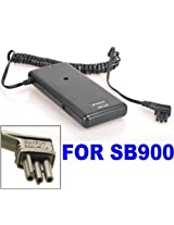 Professional Battery Pack SD-9A Replacement for Nikon SB900 / SB-900 Camera Flash