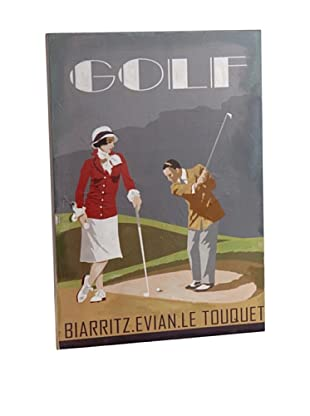 Amadeus Lienzo Golf Basile 35 x 50 cm