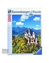 Ravensburger Puzzles Neuschwanstein Castle, Multi Color (1000 Pieces)
