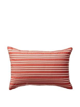 Echo Cozumel Decorative Pillow, Deep Sea Coral