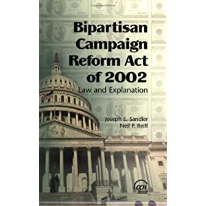 【クリックで詳細表示】Bipartisan Campaign Finance Reform Act 2002 [Perfect]