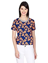 UCB Women's Printed T-Shirt
