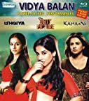 Vidya Balan 3in1 Blu-Ray Ishqiya/Kahaani/The Dirty Picture