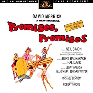 Promises, Promises: Original MGM Broadway Cast Recording