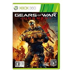 ※03/21予約商品 Xbox360 ギアーズ オブ ウォー ジャッジメント 【Gears of War Judgment】