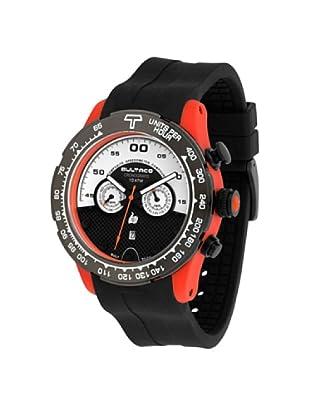 Bultaco H1PO48CSW1 - Reloj Unisex Negro