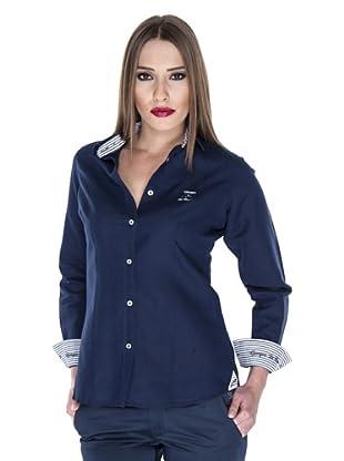 Giorgio Di Mare Camisa Nicia (Azul Marino)