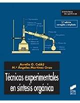 Técnicas experimentales en síntesis orgánica (Quimica Basica)
