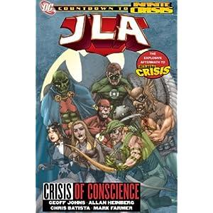 JLA: Crisis of Conscience - VOL 18 (Jla (Justice League of America))