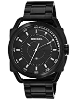 Diesel Descender Chronograph Black Dial Men's Watch - Dz1580I