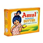 Amul Butter - Pasteurized 100 gm Carton