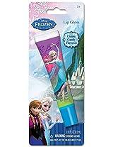 Frozen Striped Lip Gloss, Multi-Colored, Cotton Candy,