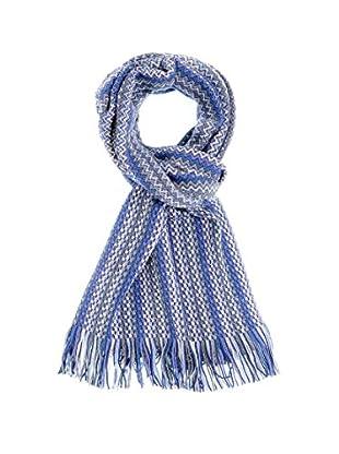 Missoni Schal hellblau/blau