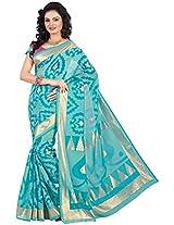 Vipul B.Memories Kashida Silk 13370
