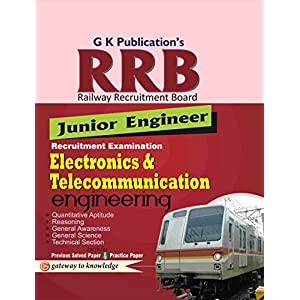 Guide to RRB Electronics Enginnering (Junior Engg) 2014