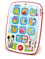 Disney Baby Mickey First Tablet, White/Red