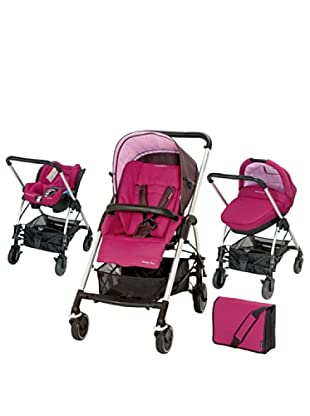 BEBE CONFORT Silla de Paseo Pack Streety Sweet Ceriseunica