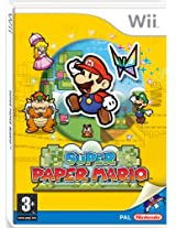 Super Paper Mario (Nintendo Wii) (NTSC)